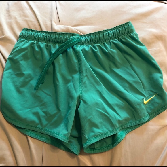 Nike Pants - Nike dri-fit athletic shorts with spandex